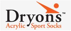 Dryons Acrylic Sport Socks